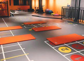 از یوگا تا والیبال با کفپوش pvc مخصوص سالن های ورزشی
