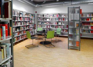 کفپوش کتابخانه، قدمی به سوی سکوت