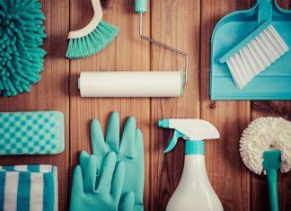 جلوگیری از صدمات هنگام تمیز کردن