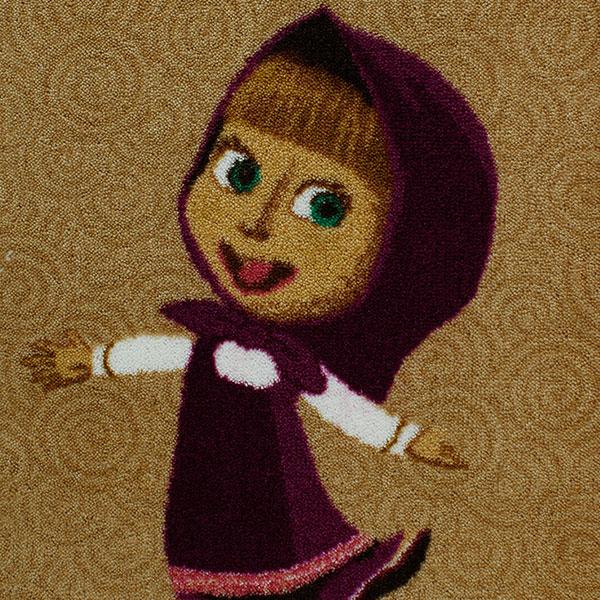 موکت پالاز طرح عروسکی 5497