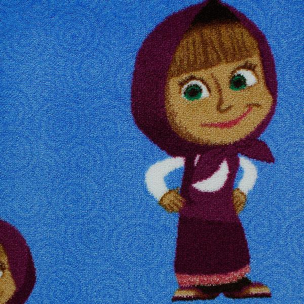 موکت پالاز طرح عروسکی 7797