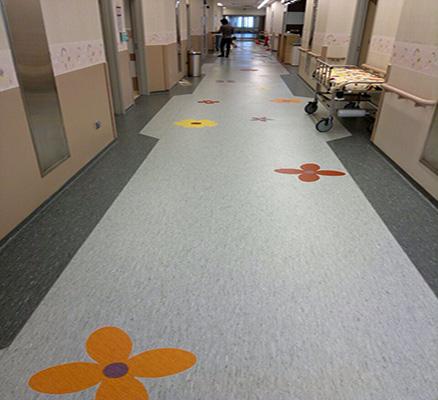 کفپوش بیمارستانی