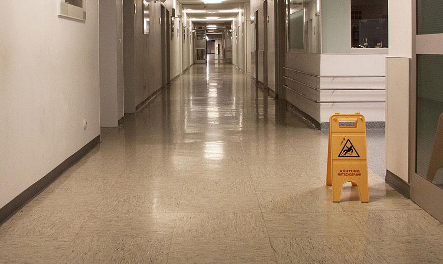 کفپوش بیمارستانی اپتیما